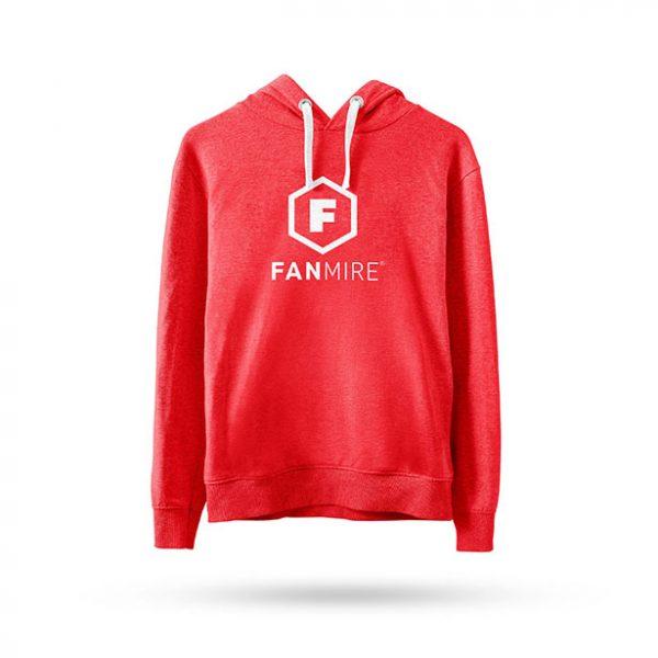 fanmire red hoodie